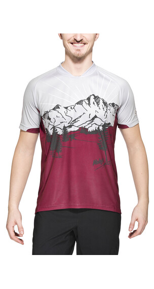 Maloja JeffM. Multi Short Sleeve Jersey Men smoke